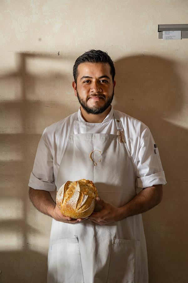 Guillermo Hernandez - Jefe de Bakery